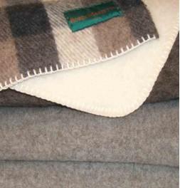Couverture laine bio Robin Marieton