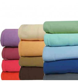 Couverture polaire Thermotec 350g/m² Ourson