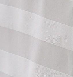 Nappe satin de coton Budapest blanc zoom