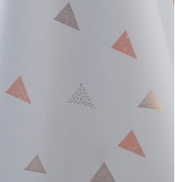 Nappe polyester Gomette zoom