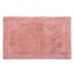Tapis de bain Nuanco rose poudré AK Collection