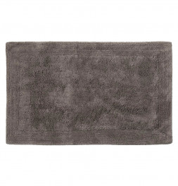 Tapis de bain Nuanco anthracite AK Collection