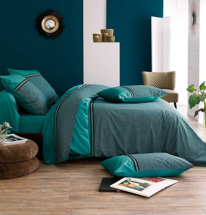Housse de couette percale Gustav Tradilinge