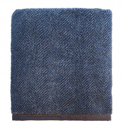 Drap de douche Casual denim Sensei