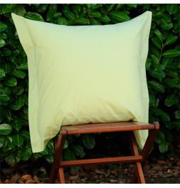Parure de lit coton bio vert tilleul