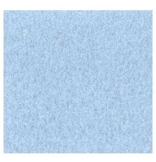 Couverture polaire Thermotec 350g/m² bleuet