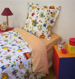 Parure de lit Nicolas Jour de Paris Enfant
