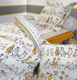 Parure de lit Picoti Jour de Paris Enfant