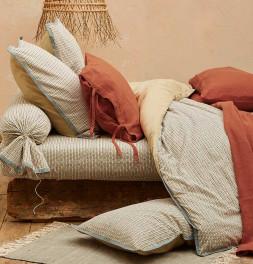 Parure de lit Pampa Sylvie Thiriez