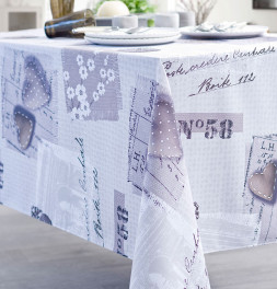 Nappe polyester Poésie Calitex