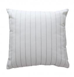 Coussin Danke blanc-gris Reig Marti