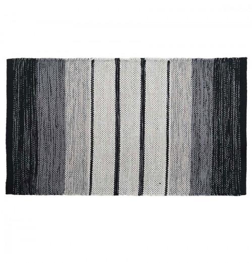 Tapis Casual noir AK Collection by Sensei
