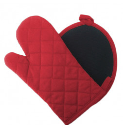 Lot gant-manique Tyméo rouge Calitex