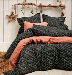 Parure de lit Bonheur Sylvie Thiriez