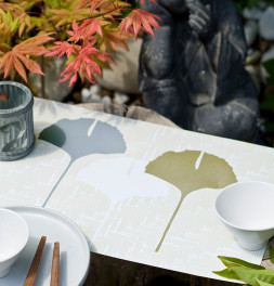 Sets de table Ginko Leaf Calitex