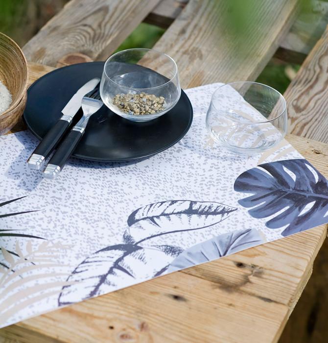 Sets de table Tropico Calitex