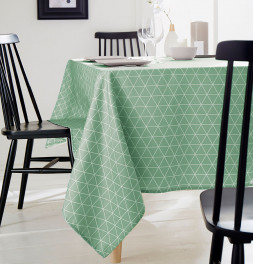 Nappe polyester Paco thym