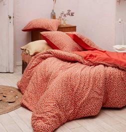 Parure de lit Champêtre Sylvie Thiriez
