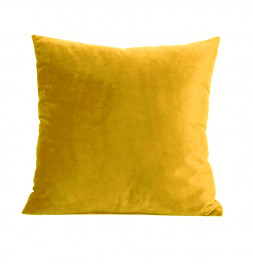 Coussin velours Venice jaune Reig Marti