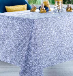 Nappe polyester Oriental Calitex