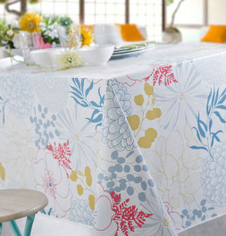 Nappe polyester Fragrance Calitex