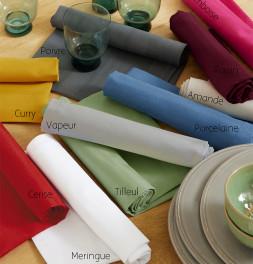 Serviettes de table Arlequin Nydel