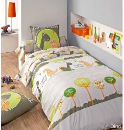 Parure de lit enfant Dino Tradilinge