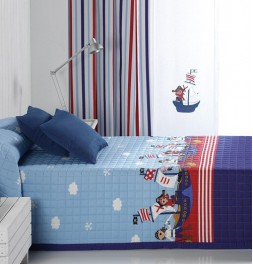 Boutis enfant Pirates Reig Marti