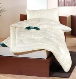Couette laine anti-acariens 200g/m²