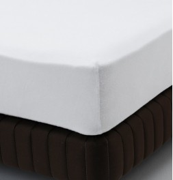Protège-matelas molleton 400g/m² - drap housse Tissage du Moulin