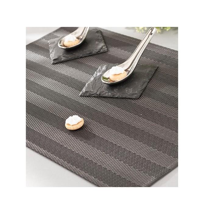 Lot de sets de table Stripes Calitex