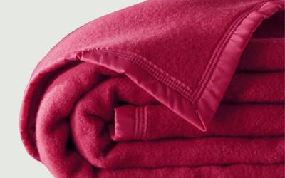 Couvertures en laine