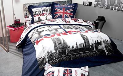 Linge de lit ado