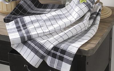 Torchons et serviettes