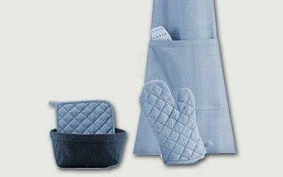 Tabliers, gants, maniques