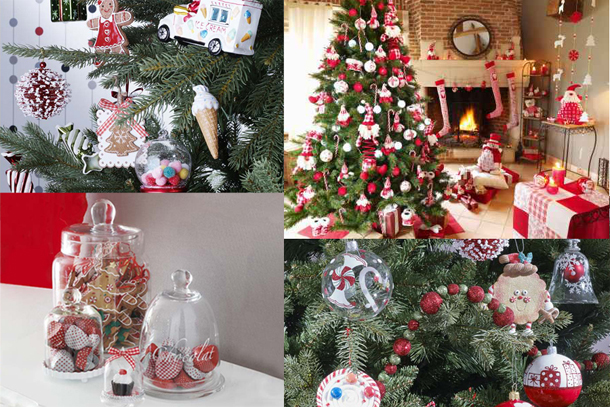 Blancollection tendances deco noel - Deco noel maison du monde ...
