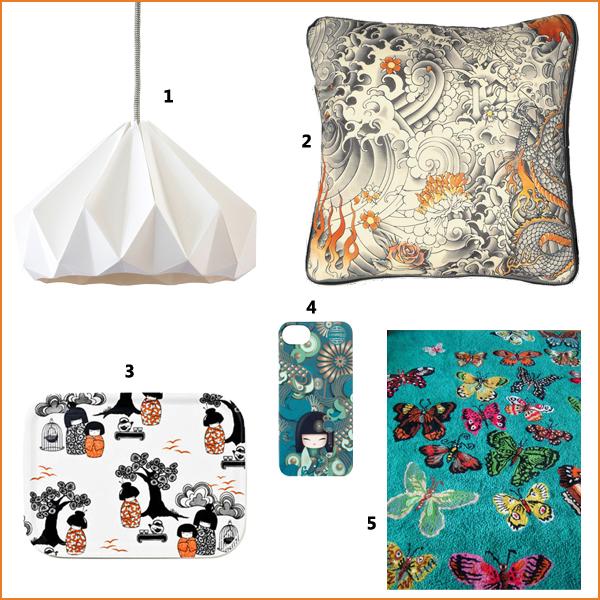 blancollection esprit japonisant. Black Bedroom Furniture Sets. Home Design Ideas
