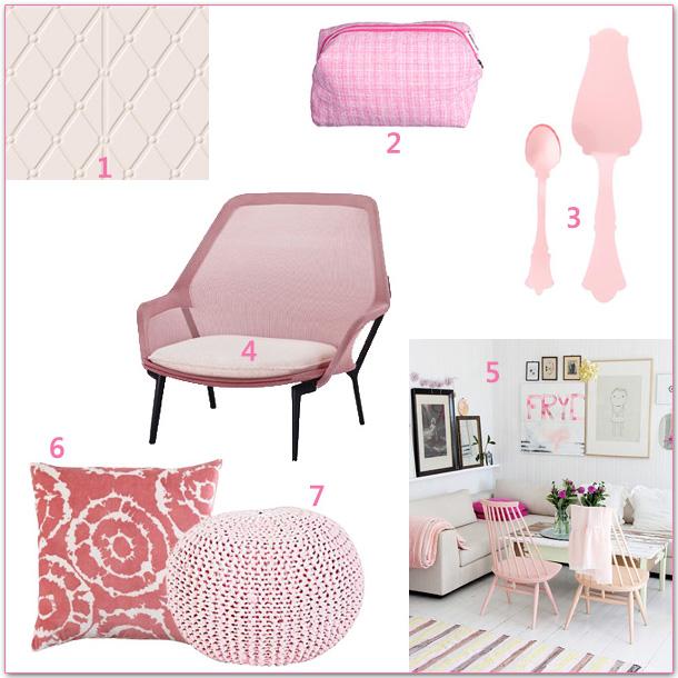 blancollection tendance deco pastel. Black Bedroom Furniture Sets. Home Design Ideas